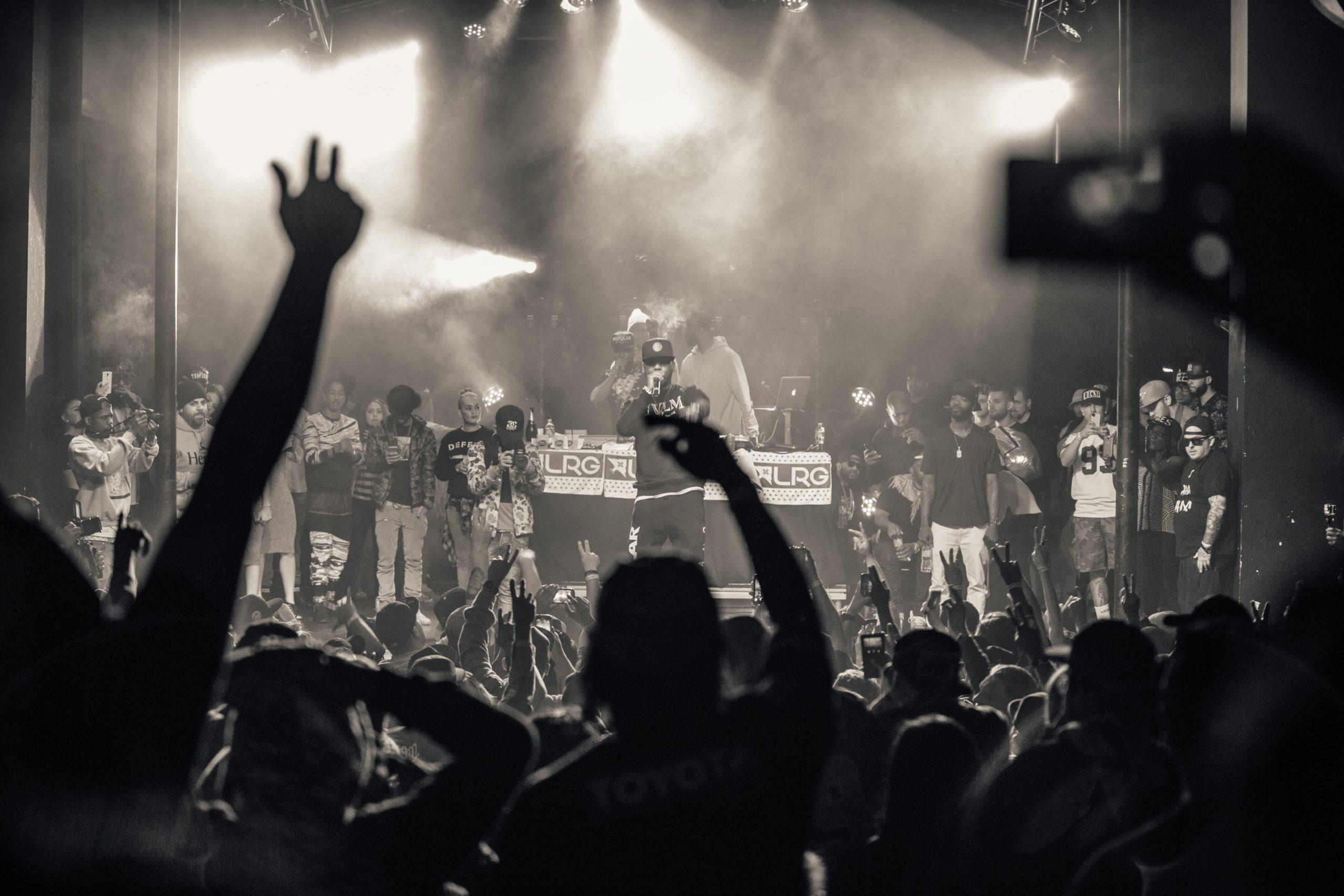Grime Concert