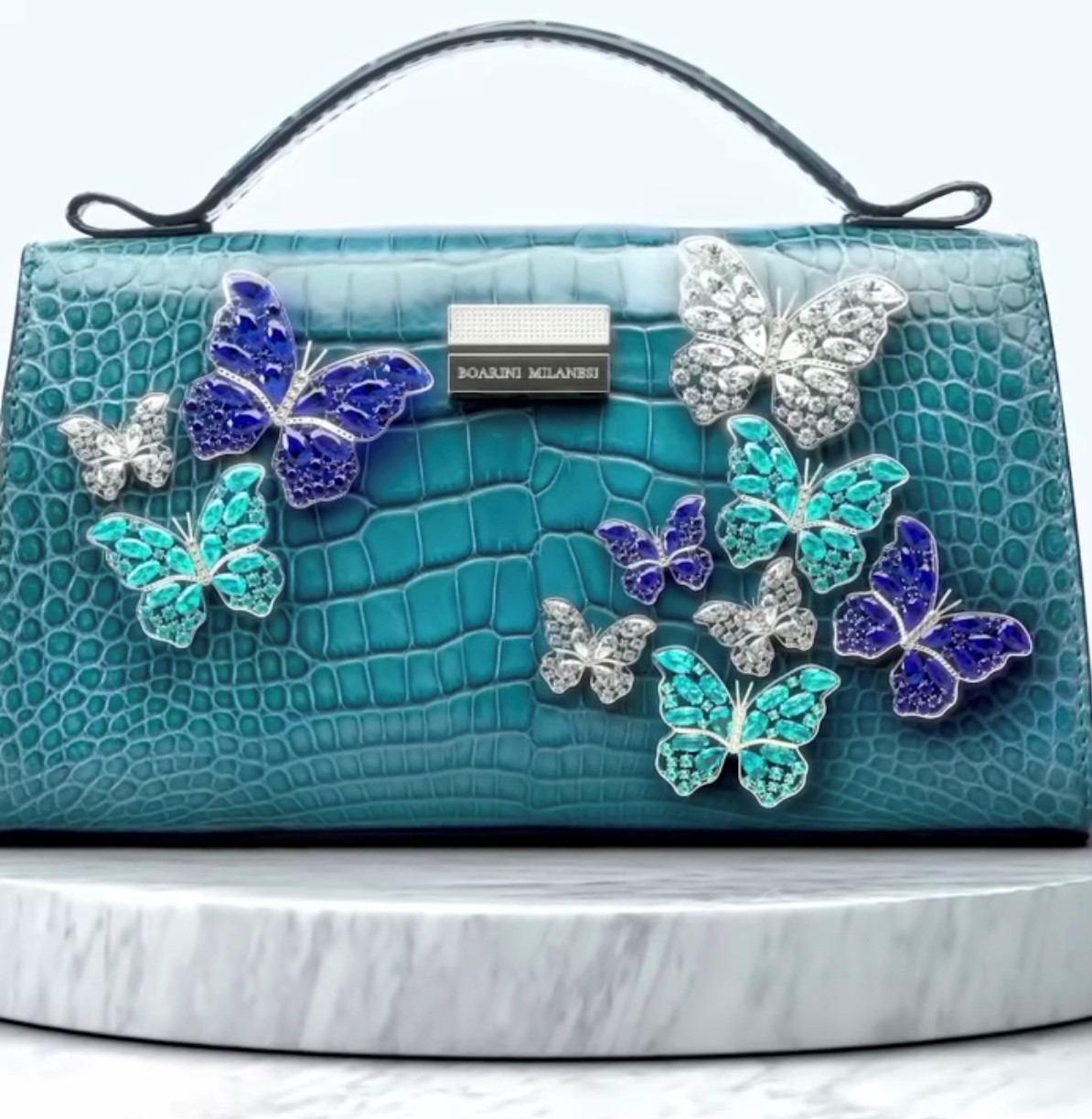 World's most expensive handbag which was created to help save the oceans