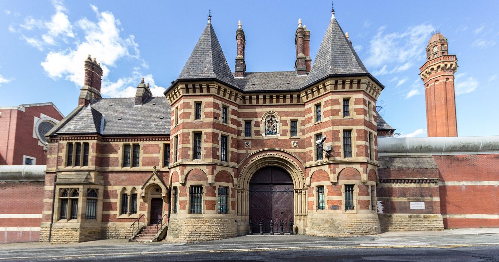 HMP Manchester, also known as Strangeways prison