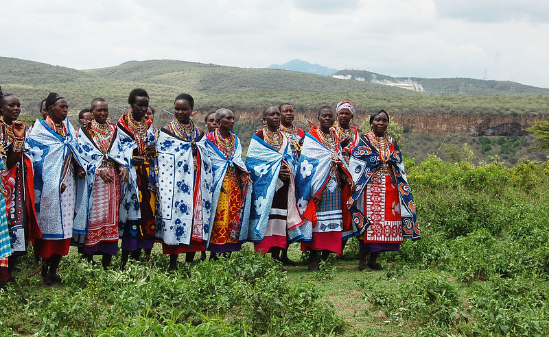 Maasai Geothermal Energy plant