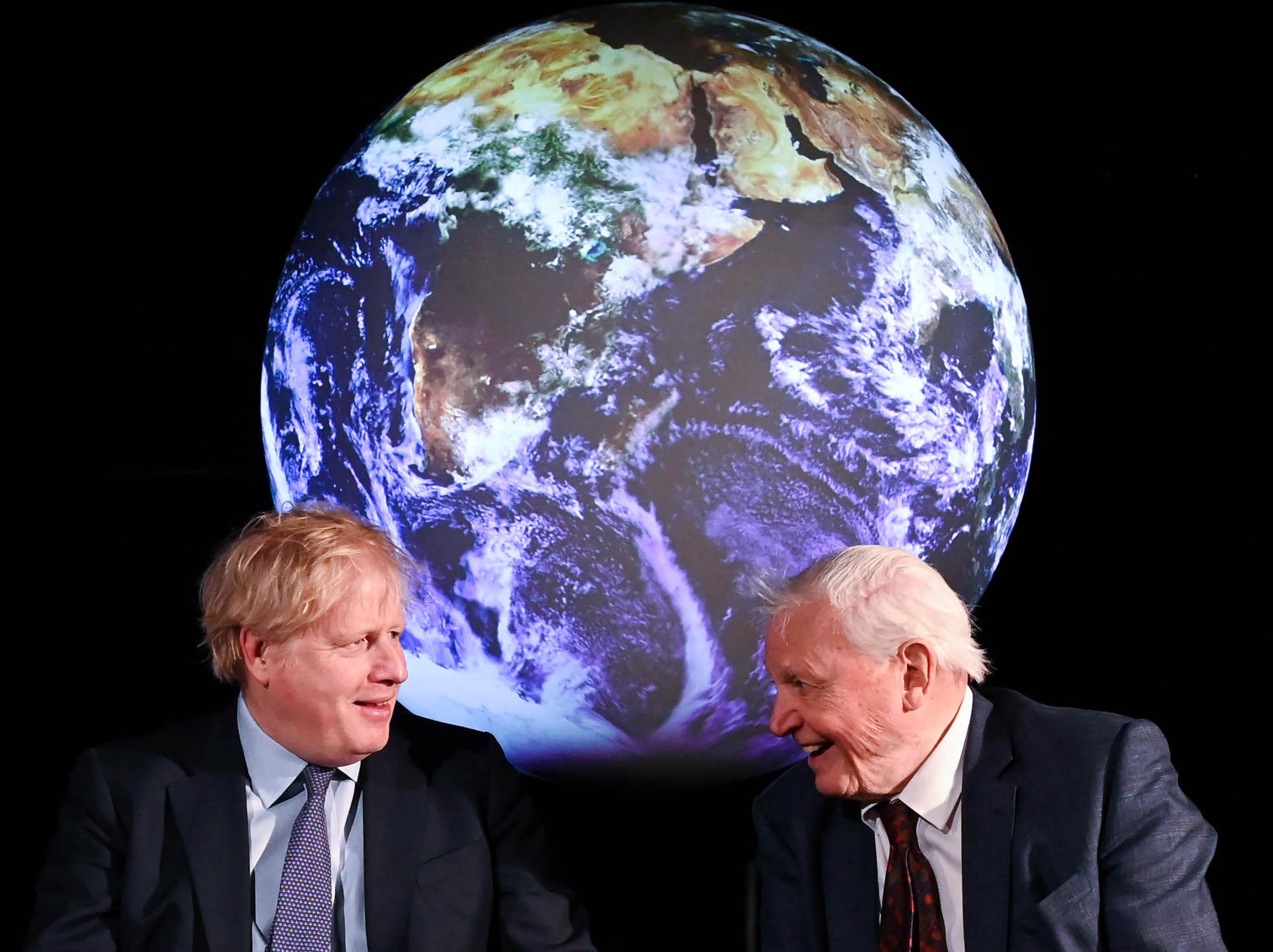 """""""Boris Johnson launch of COP26"""" by Andrew Parsons (No10 Downing Street) is licensed under CC BY-NC-ND 2.0"""