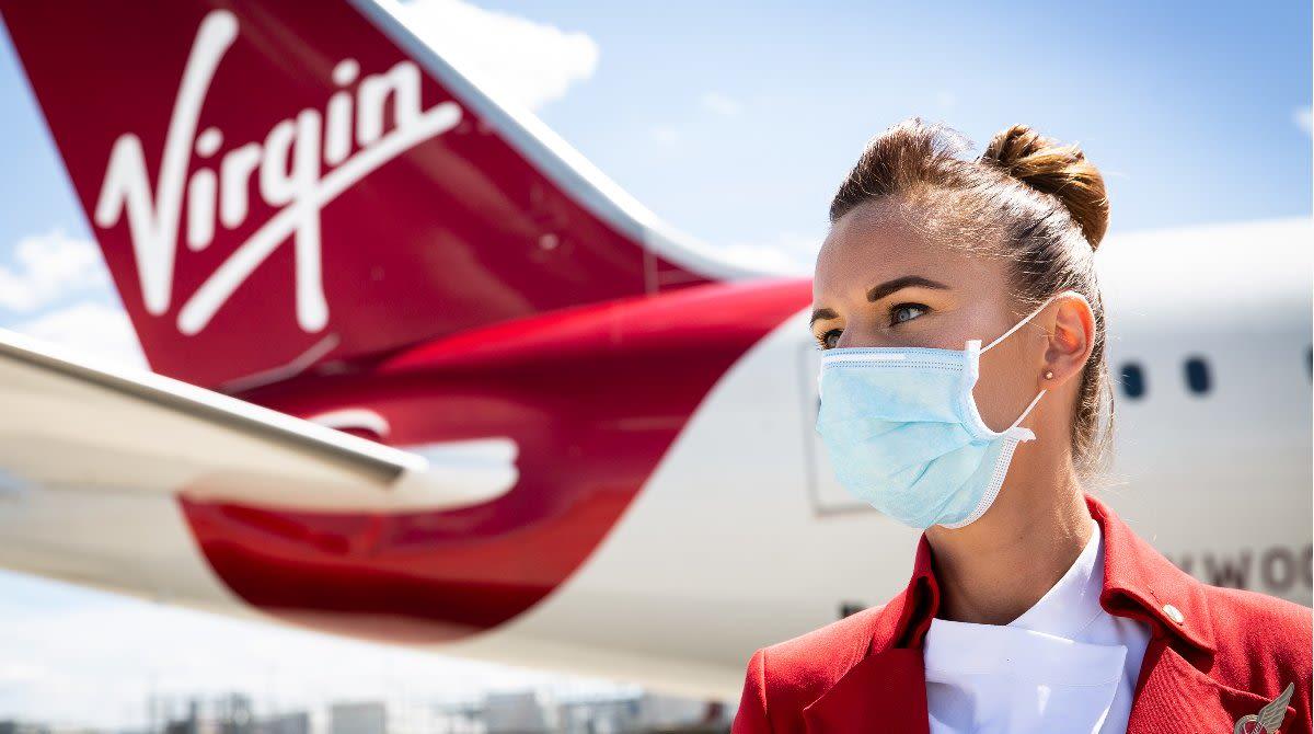 flight attendant vaccine