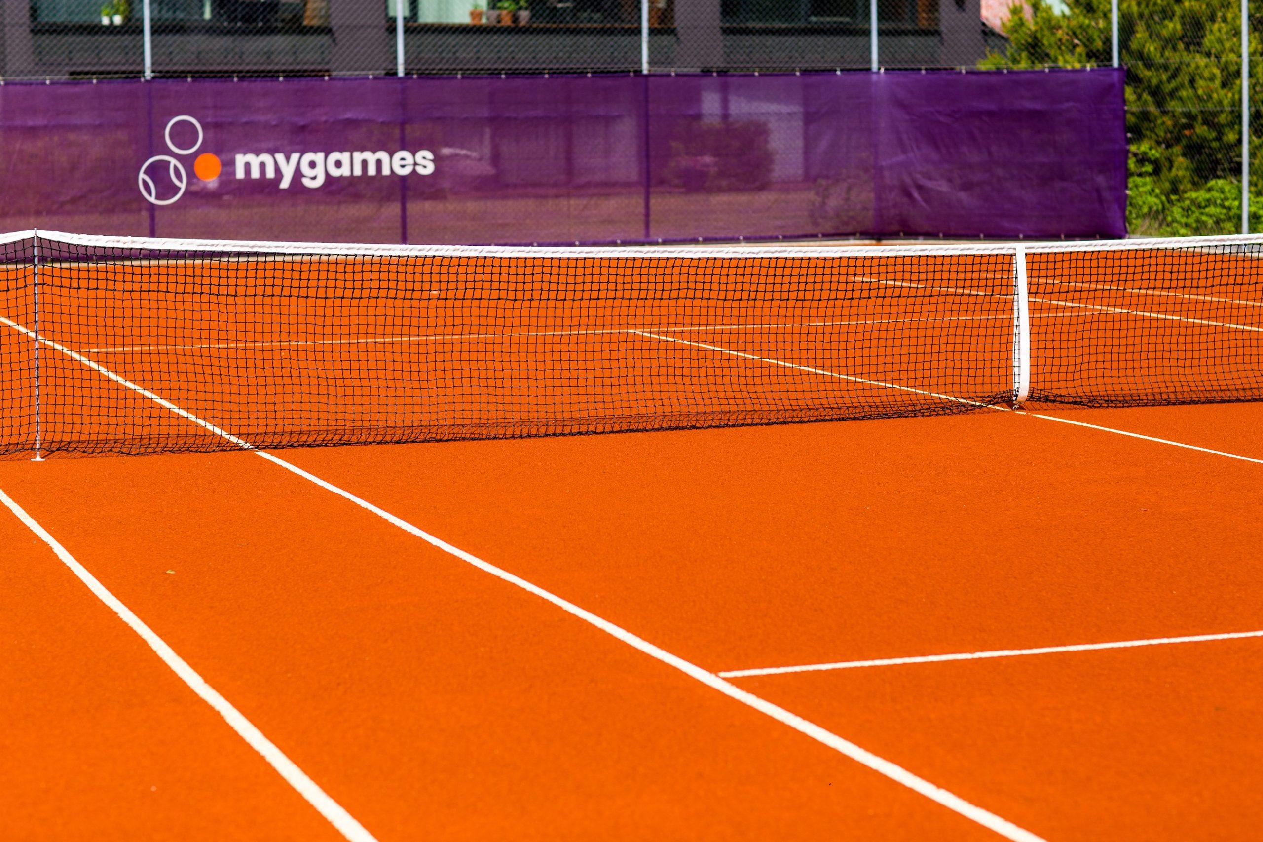MyGames Court